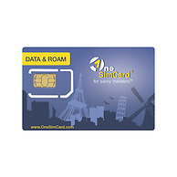 OneSimCard Data & Roam